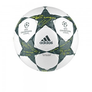 Pallone Finale16 UCL Top Training