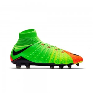 Nike Hypervenom Phantom 3 DF FG Radiation Flare