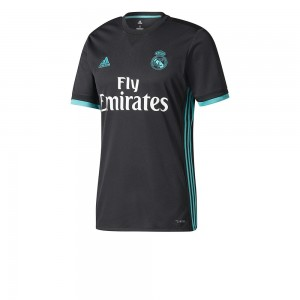 Maglia Real Madrid 2017-2018 away