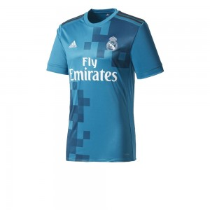 Maglia Real Madrid 2017-2018 third