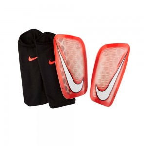 Nike Mercurial Flylite - Rosso-Bianco