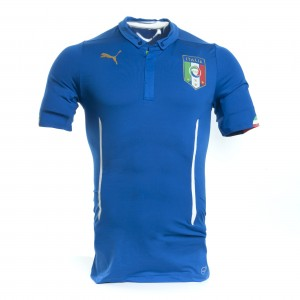 Maglia Italia 2014 Home Authentic