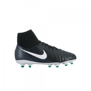 Nike Magista Onda II Bambino FG Pitch Dark