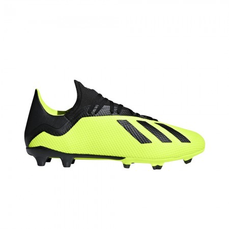 adidas NEMEZIZ 18.3 FG Junior giallo