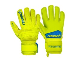 Reusch Fit Control S1 Junior - Giallo-Blu